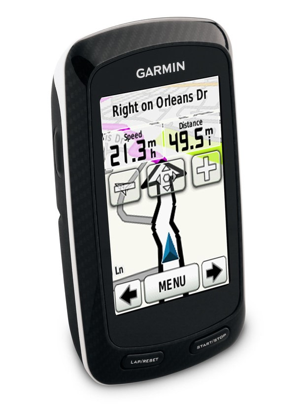 Garmin Edge 800 Touchscreen GPS Cycle Bike Computer & Mapping SATNAV