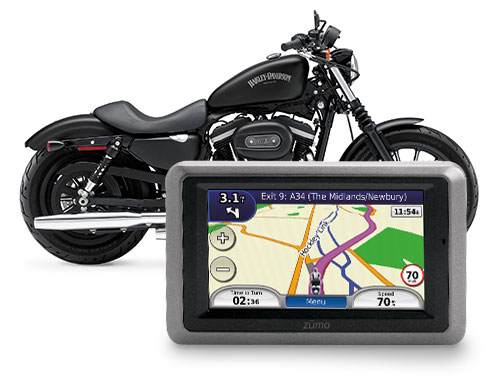 Garmin Zumo 660 Motorcycle Motorbike GPS SATNAV UK & Full Europe 2014 Maps