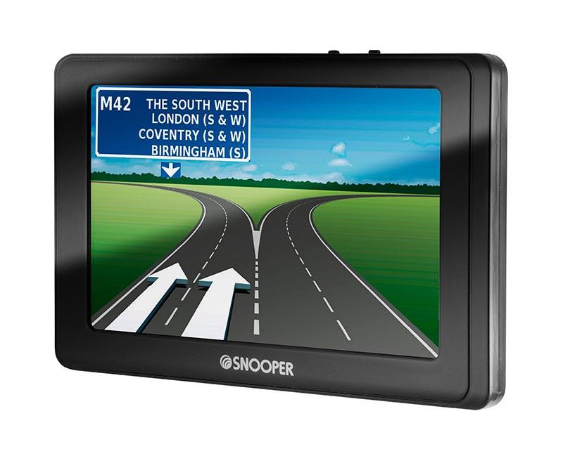 Snooper Truckmate Pro SC5800 EU -Truck GPS SatNav & HD Dash Cam Full Uk/ROI & EU