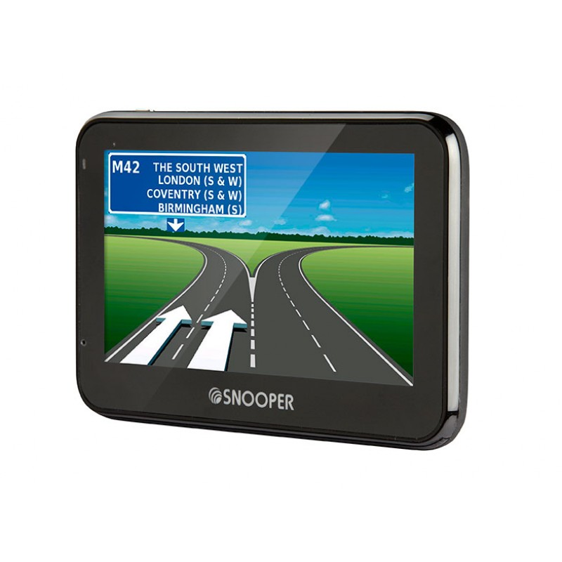 Snooper Truckmate PRO S2700 Lifetime UK Maps Traffic Truck Routing GPS ...