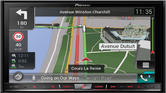 "Pioneer AVIC F80DAB 7"" DAB+ Bluetooth GPS Navigation Apple CarPlay Android Auto"