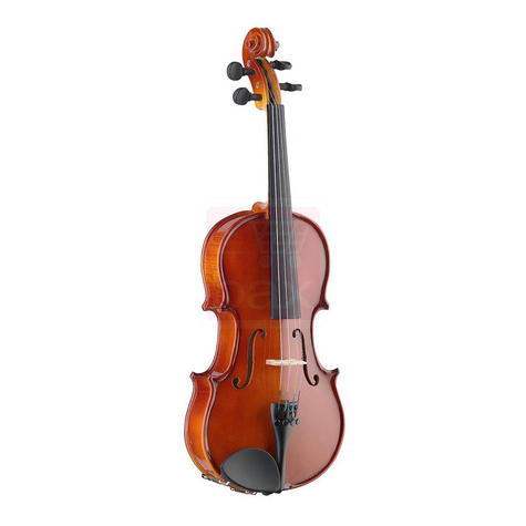 Stagg Solid Maple Violin with Soft-case Music Thumbnail 2