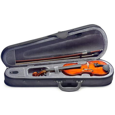 Stagg Solid Maple Violin with Soft-case Music Thumbnail 5