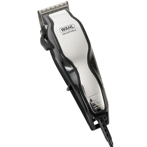 Wahl 79524-800 Chrome Pro Full Complete Home Hair Cutting Clipper Trimmer Set Thumbnail 2