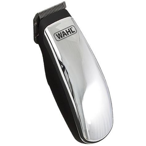 Wahl 79524-810 Deluxe Pro Chrome Complete Hair Clipper Nose Ear Trimmer Kit New Thumbnail 4