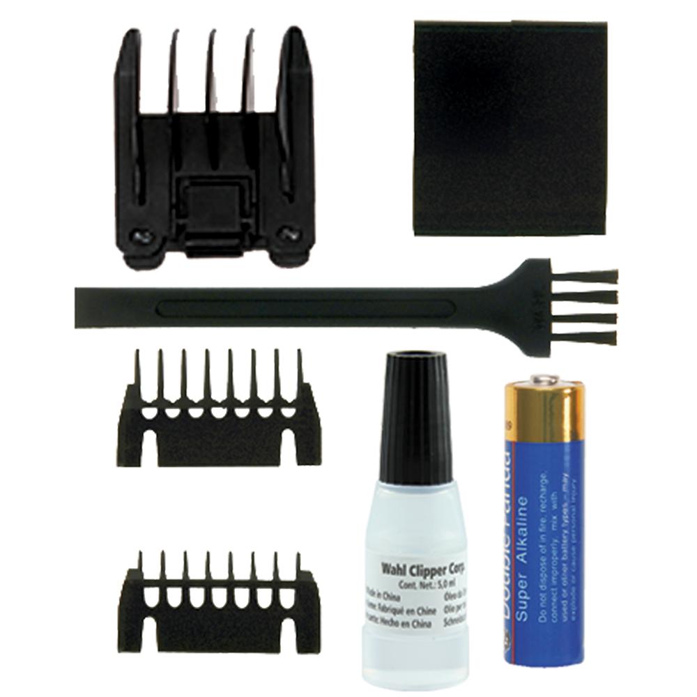 wahl men 39 s battery cordless multi purpose hair clipper trimmer kit shaver 4210201584117 ebay. Black Bedroom Furniture Sets. Home Design Ideas