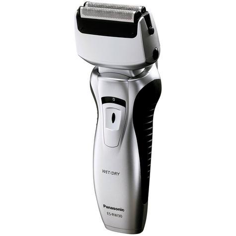NEW Panasonic Pro-Curve Dual Blade Wet/Dry Men's Rechargeable Shaver ES-RW30  Thumbnail 2