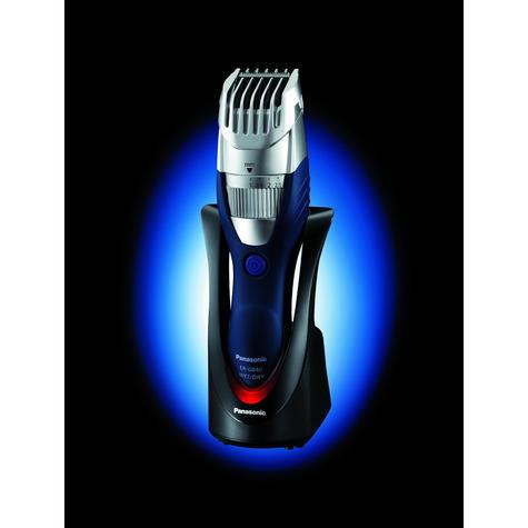 NEW Panasonic ER-GB40S Men's Hair Beard Stubble Cordless Clipper Trimmer Wet/Dry Thumbnail 8