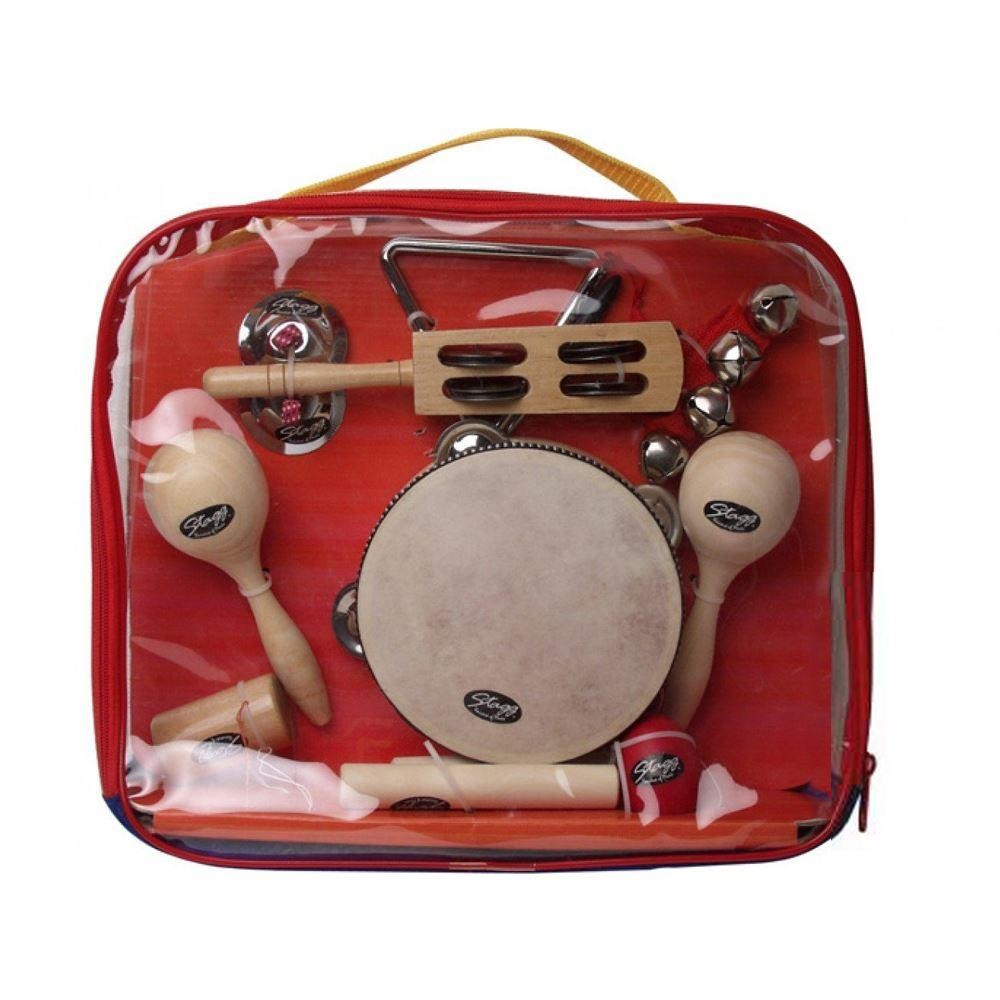 NEW Stagg Children's kids Percussion Kit Music