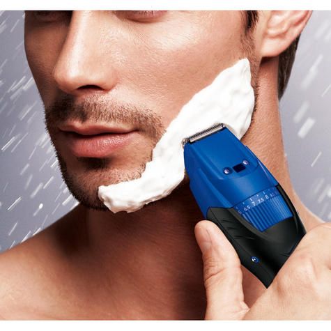 NEW Panasonic Wet & Dry Hair Beard Stubble Cordless RechargeableTrimmer Clipper Thumbnail 4