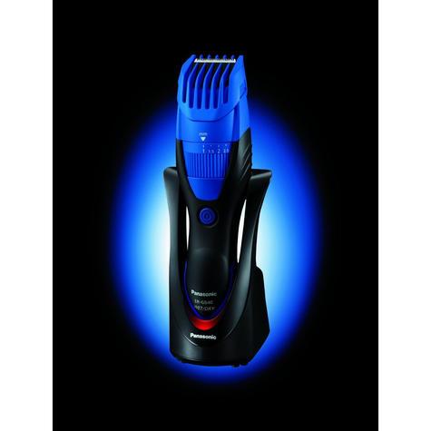 NEW Panasonic Wet & Dry Hair Beard Stubble Cordless RechargeableTrimmer Clipper Thumbnail 8