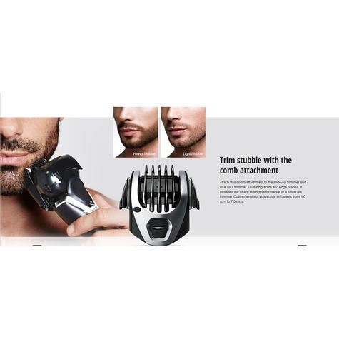 NEW Panasonic ESRT47S Wet/Dry Washable 3-blades Men's Electric Smooth Shaver Thumbnail 3