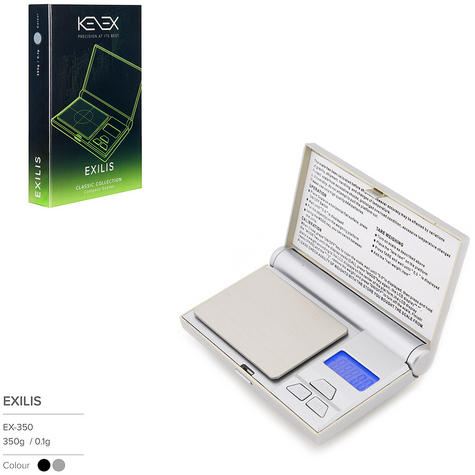 Kenex Professional Digital Pocket Scales Portable Weight Measurement Thumbnail 2
