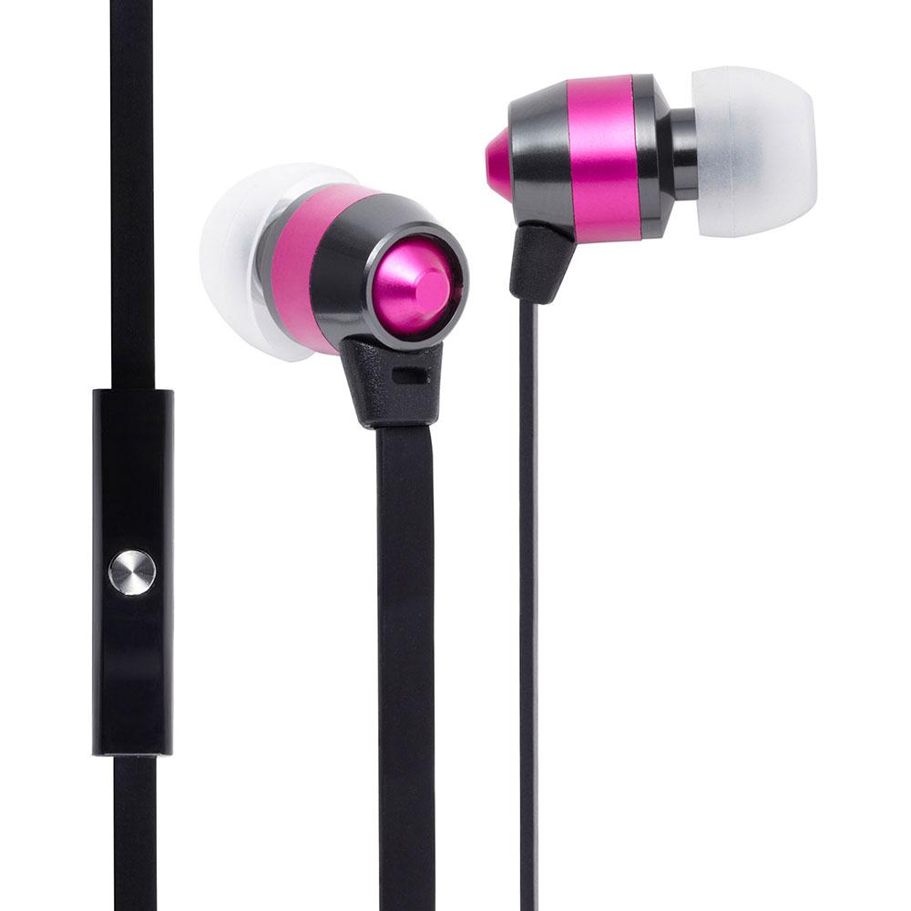 Groov-e Smart Buds Metal Earphones Remote Mic MP3 iPhone iPod GV-EB10PK
