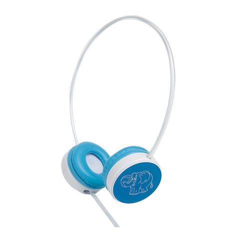 Groov-e Kids Children's Toy Playtime Noise Limited Blue Over Ear Earphones Thumbnail 2