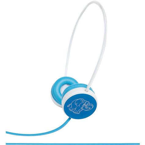 Groov-e Kids Children's Toy Playtime Noise Limited Blue Over Ear Earphones Thumbnail 4