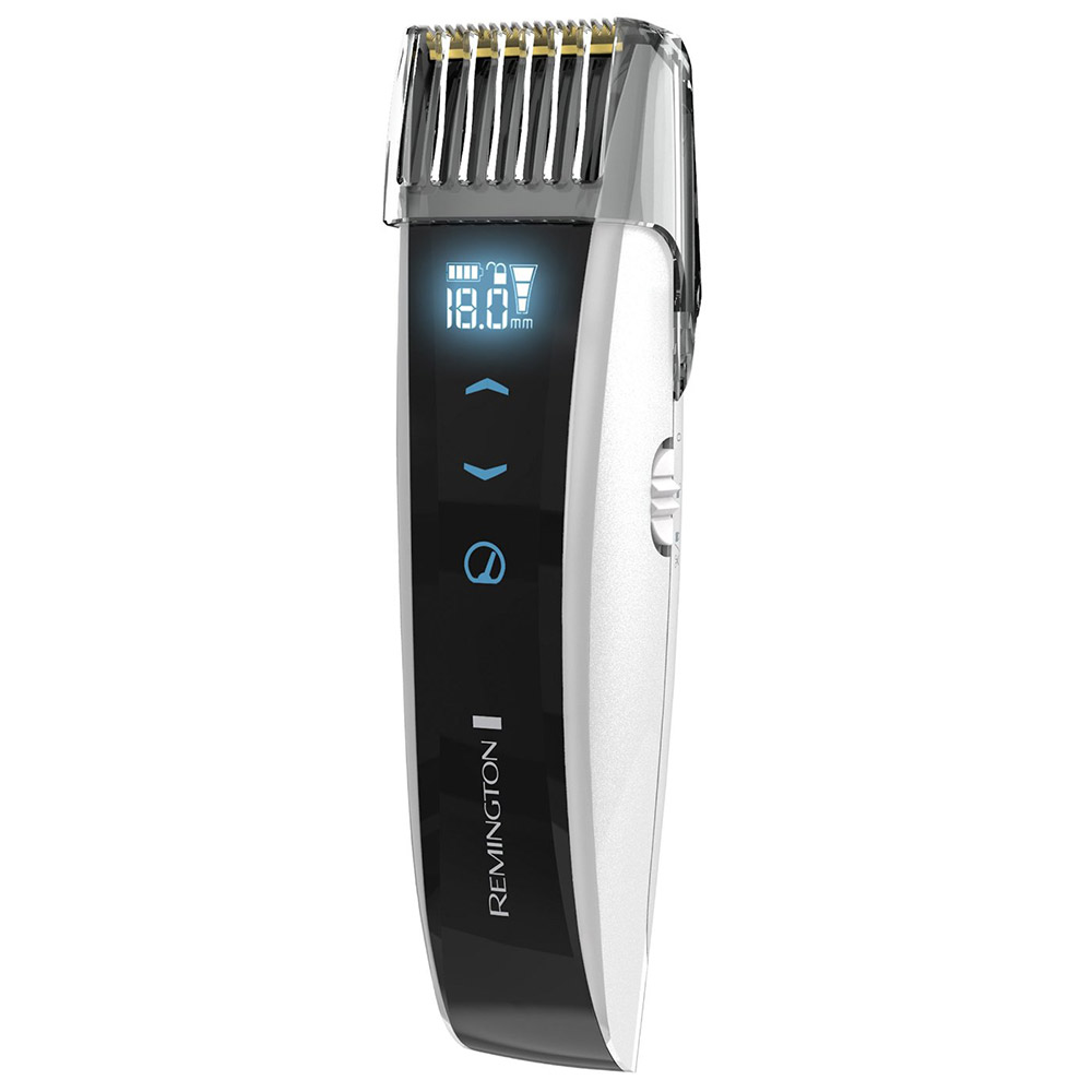 remington touch control beard trimmer mens shaver mb4560 ebay. Black Bedroom Furniture Sets. Home Design Ideas