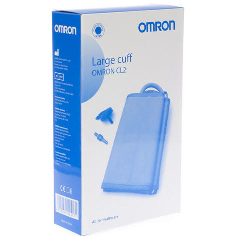 Omron CL1 Large Cuff for BP Monitors Thumbnail 2