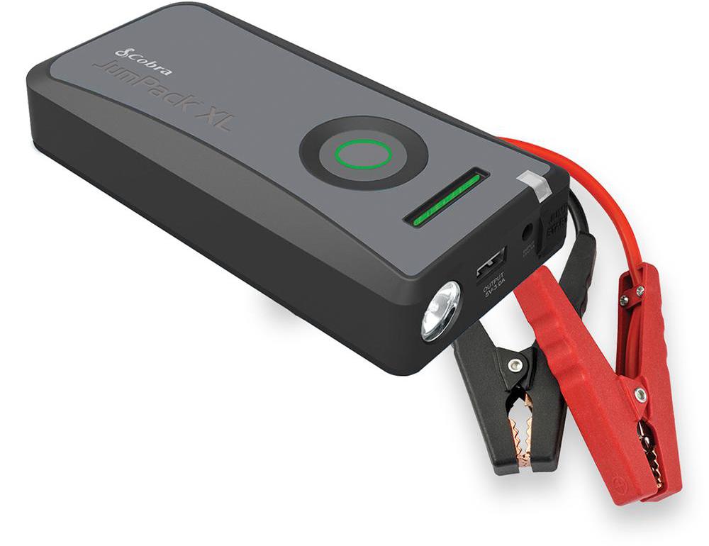 NEW Cobra CPP12000 Jump Lead Starter 3AUSB Portable Charging Powerbank 11100 mAh