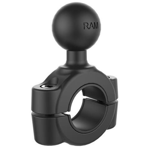"Ram Mounts 1""Ball To Bar Clamp 0.5""-1"" - RAM-B-408-75-1U Thumbnail 1"
