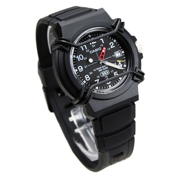 New Casio Gents HDA-600B-1BVEF HD Heavy Duty Analogue Watch with Date Display