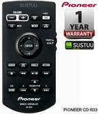 NEW Pioneer CD-R33 Hand Held Car Stereo Remote Control for AVH Products