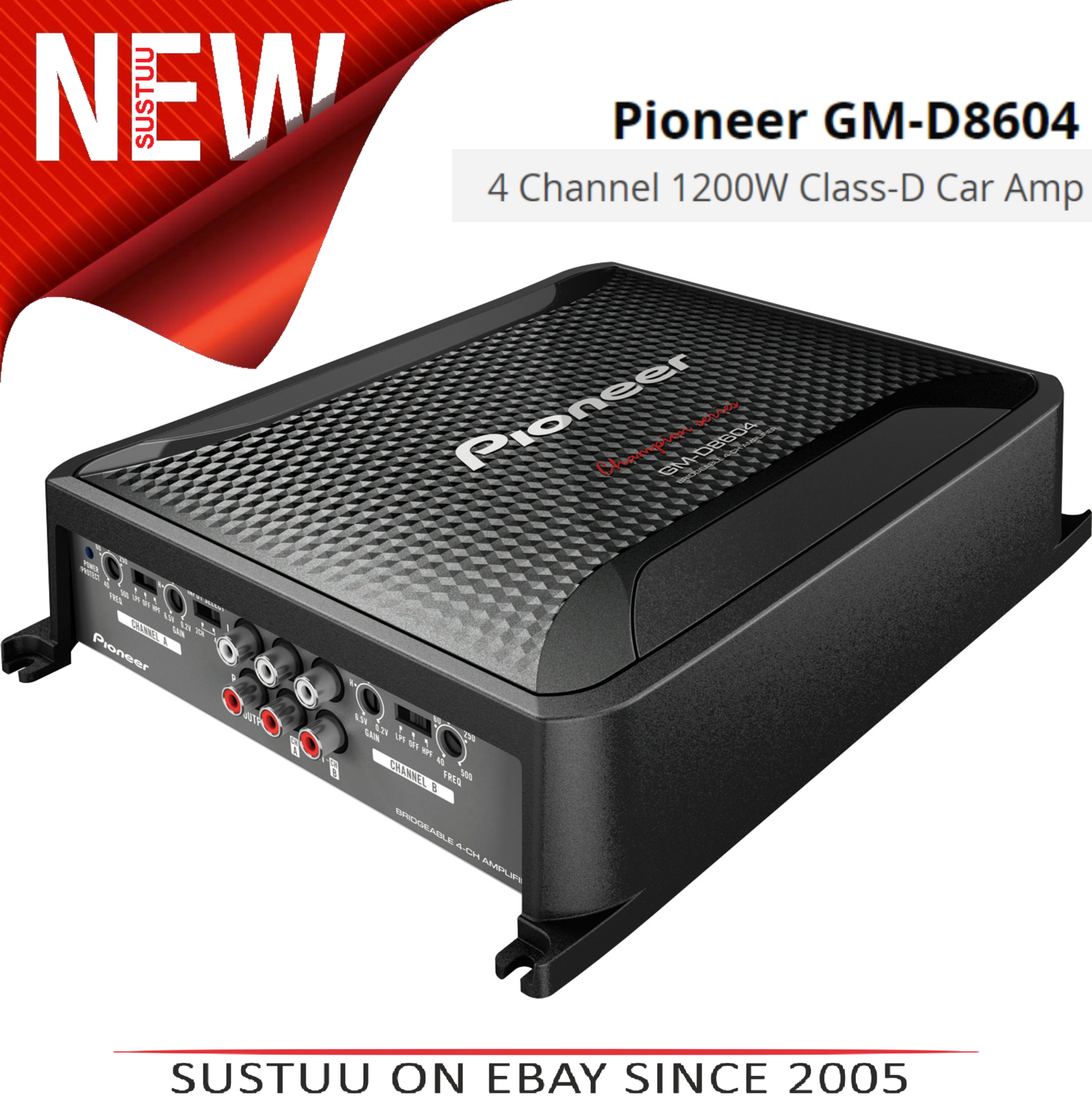 Pioneer Gm D8604 Review 6