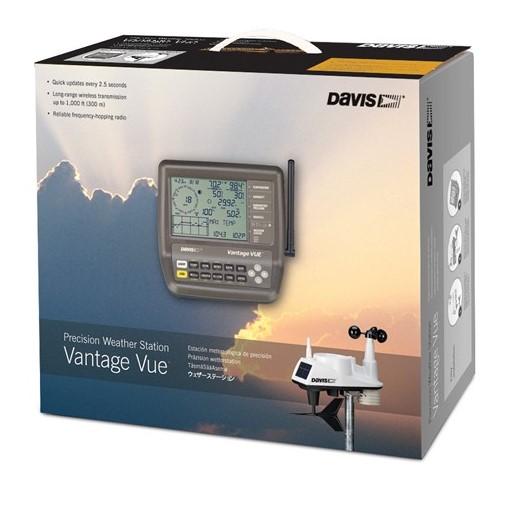 Davis Instruments Vantage Vue Precision Wireless Long Range Weather Station NEW