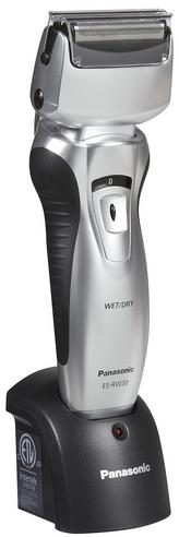NEW Panasonic Pro-Curve Dual Blade Wet/Dry Men's Rechargeable Shaver ES-RW30  Thumbnail 6