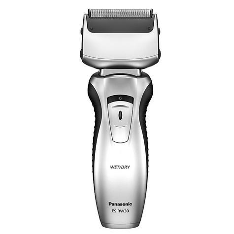 NEW Panasonic Pro-Curve Dual Blade Wet/Dry Men's Rechargeable Shaver ES-RW30  Thumbnail 8