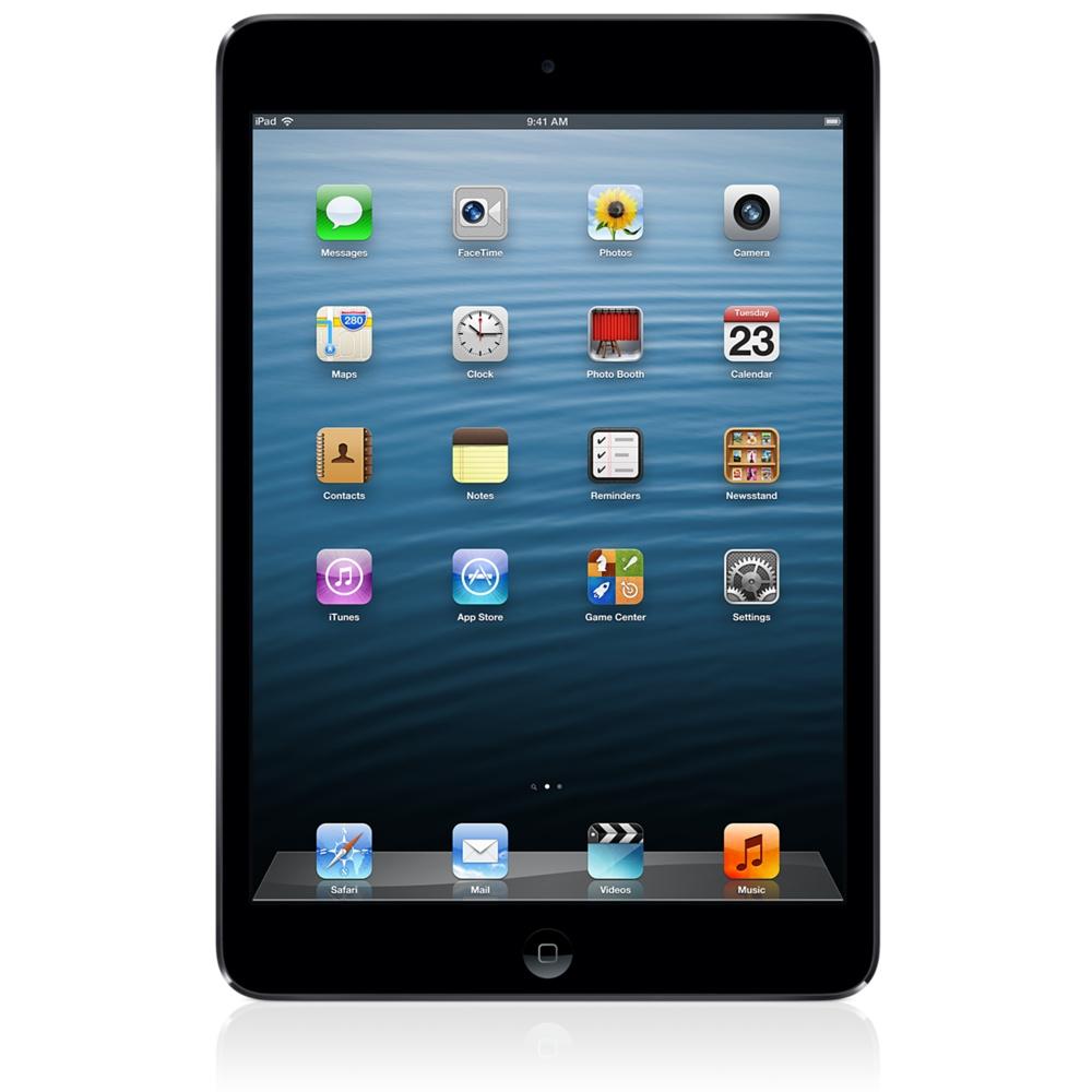 brand new apple ipad mini 32gb black wifi 7 9 tablet. Black Bedroom Furniture Sets. Home Design Ideas