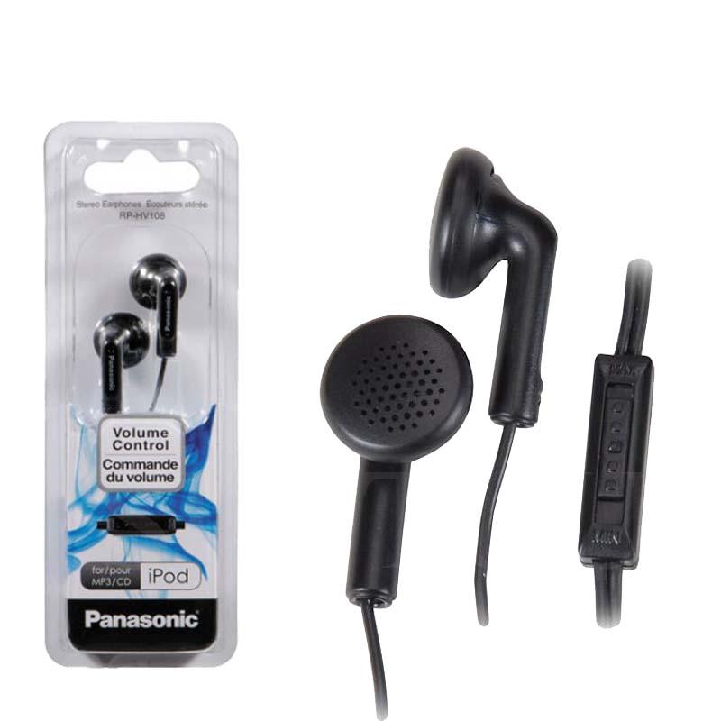 Panasonic Stereo In Ear Earphones MP3 iPod Headphones ...