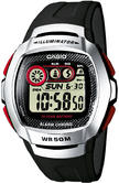 Casio Gent's Digital Water Resistant Sports Watch W-210-1DVES 10 Year Battery