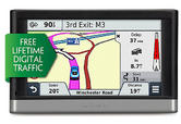 "Garmin Nuvi 2518LT-D 5"" GPS SATNAV Lifetime Digital 3D Traffic UK Ireland Maps"