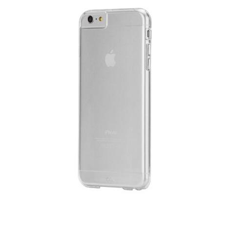 Case-Mate Barely There Ultra Slim Thin Shell Case iPhone 6 6s 7 7S Plus Clear Thumbnail 2