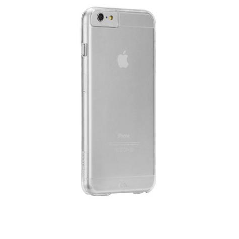Case-Mate Barely There Ultra Slim Thin Shell Case iPhone 6 6s 7 7S Plus Clear Thumbnail 4
