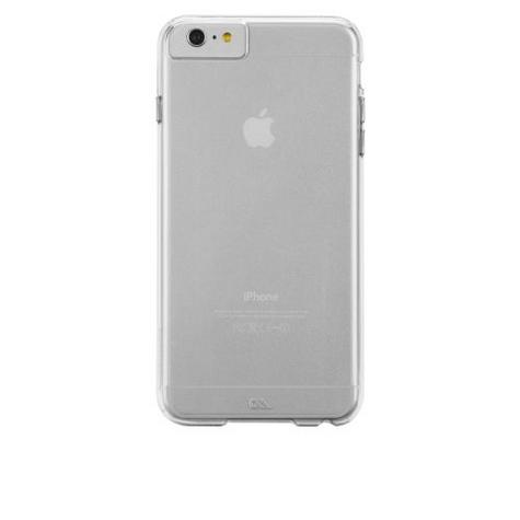 Case-Mate Barely There Ultra Slim Thin Shell Case iPhone 6 6s 7 7S Plus Clear Thumbnail 5