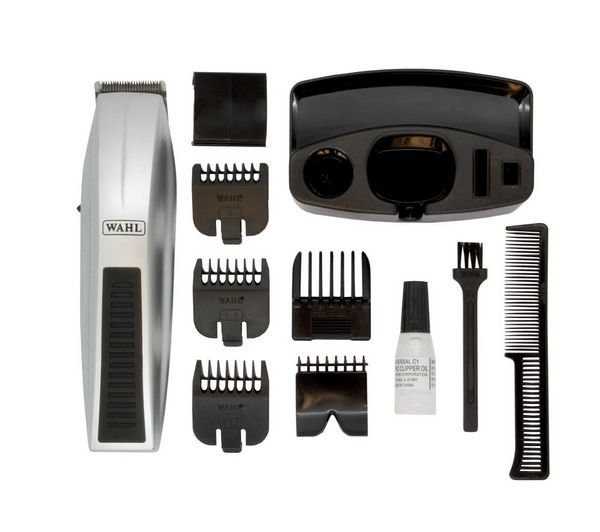wahl cordless wireless battery powered beard moustache trimmer shaver 5537 217 5037127008010. Black Bedroom Furniture Sets. Home Design Ideas