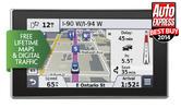Garmin Nuvi 3598LMT-D GPS SAT NAV UK Europe Lifetime Map & Traffic Updates NEW