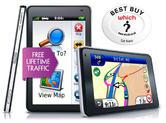 Garmin Nuvi 3790T GPS SATNAV UK EUROPE Maps UltraSlim + FREE Traffic Alerts
