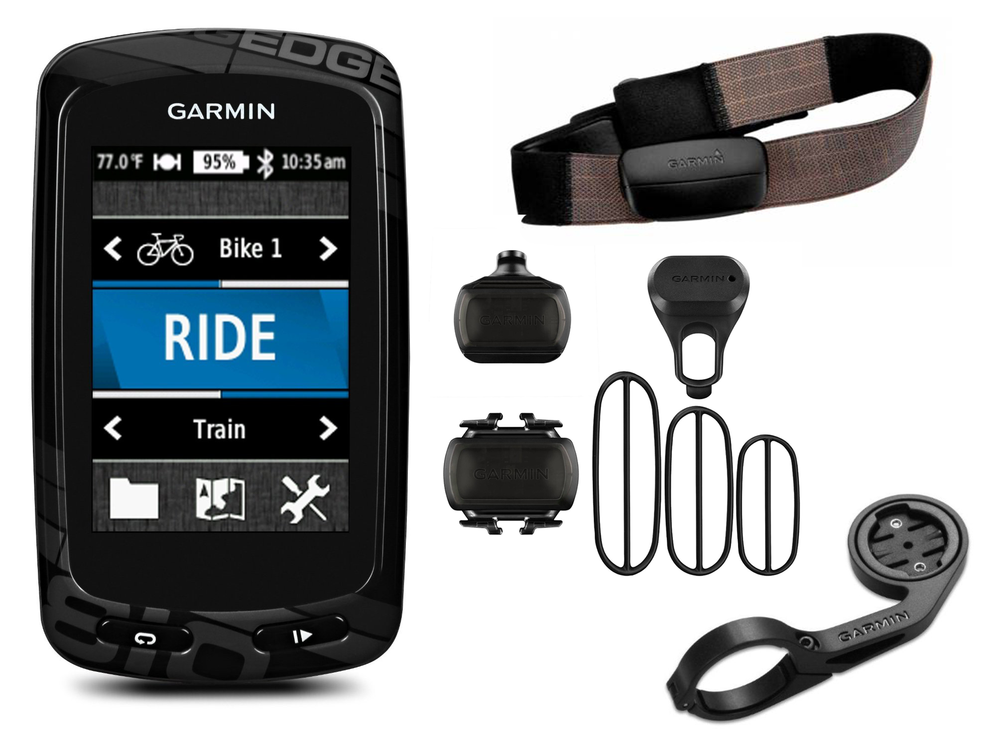 Garmin Edge 810 Touchscreen Connected Colour GPS Cycle ...