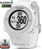 Garmin S1 Approach Golf GPS Rangefinder Watch Black 7400+ Preloaded Golf Courses