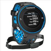 Garmin Forerunner 620 HRM Heart Rate Monitor Black Blue GPS Sports Finess Watch