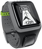 TomTom Multisport HRM Heart Rate GPS Speed Distance Triathlon Sports Watch NEW