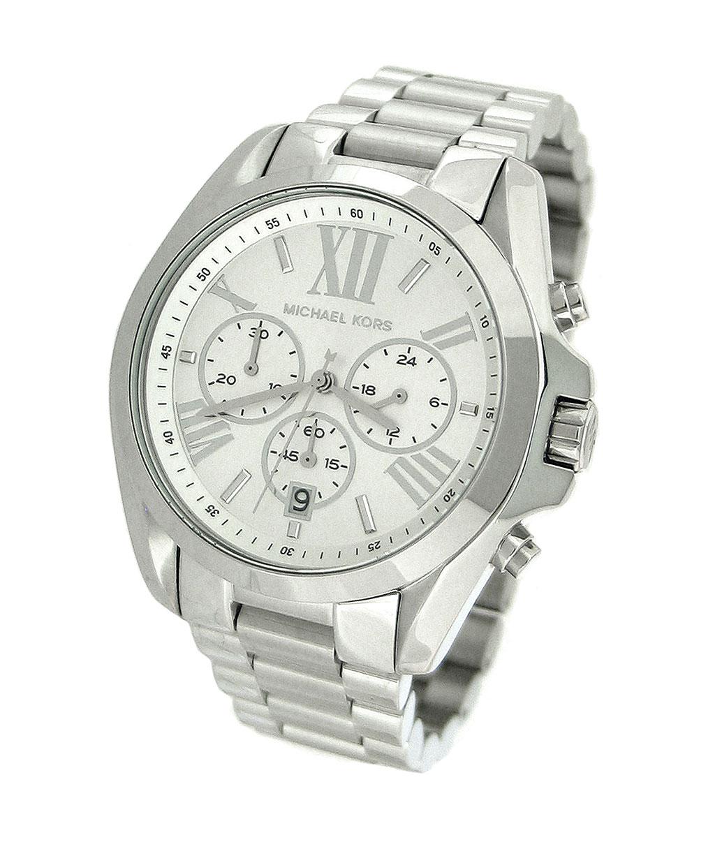 michael kors bradshaw chronograph designer