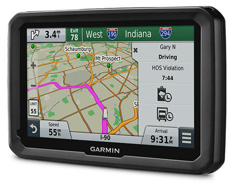 "Garmin Dezl 770LMT-D 7"" LCD Truck HGV GPS SAT NAV Europe Maps & Digital Traffic Thumbnail 4"