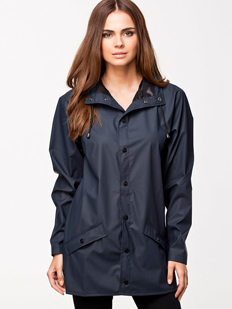RAINS of Denmark Womens Premium Branded Waterproof Anorak Jacket ...