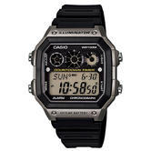 Casio Digital LED World Time Longlife Stopwatch Gent's Watch AE-1300WH-8AVEF