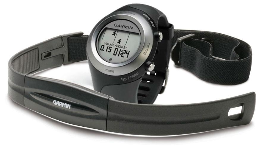 Garmin Forerunner 405 Moniteur de fréquence GPS Black Heart Sport