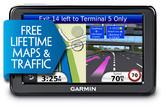"Garmin Nuvi 2595LMT 5"" GPS SATNAV LifeTime UK & Europe Maps 3D Traffic Bluetooth"